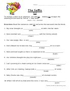 ... images about Suffixes on Pinterest | Worksheets, A sentence and Roots