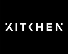 The Kitchen — Identity by SAWDUST, via Behance