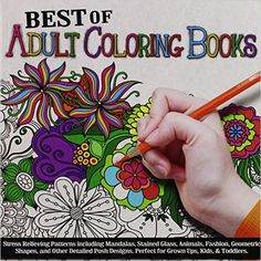 Best of Adult Coloring Books: Top Quality Art Supplies, Ben Drolet: 9780996833608: Amazon.com: Books