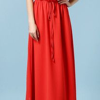 Item No: 7007  Fabric: Chiffon Pearl  Lining: double fold  Color: Orange  Size: S M L XL  S: length: 135CM     Bust 88CM Waist 56CM-72CM M: Dress length: 140CM     Bust 92CM Waist 60CM-76CM L: length: 145CM        Bust 96CM Waist 64CM-80CM XL: Dress length: 150CM     Bust 100CM W...