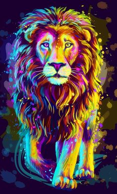 Earn WoW Classic gold with this build. | SpainAgain Wall Art Prints, Poster Prints, Canvas Prints, Abstract Portrait, Abstract Art, Lion Walking, Dark Blue Background, Beautiful Forest, Classic Gold