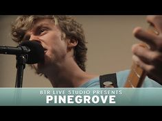 Pinegrove are a young group originally from Montclair, New Jersey, but now calling Brooklyn home while touring the national DIY circuit to share their eclectic sound. With inspiration from the post-rock, alt-country, and progressive rock worlds, their music, written by singer/guitarist Evan Hall, is heartfelt, quirky, and catchy. The foursome stopped by the studio before kicking off a summer tour to share some songs and chat about the band.