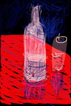iPhone : Digital : Works | David Hockney