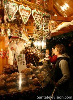 Mercado de Natal em Nuremberga na Alemanha