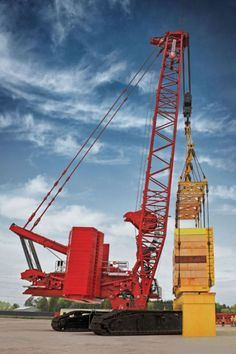 Load test success for Manitowoc MLC650