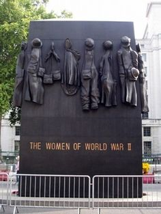 National Monument to the Women of World War II. Thank you to the brave women who have and do serve to protect our freedoms!