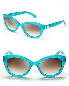 kate spade new york Cordelia Cat Eye Sunglasses | Bloomingdale's