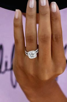 30 Fantastic Engagement Rings 2017 #weddingring