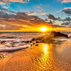 Maui,  Kihei beach…