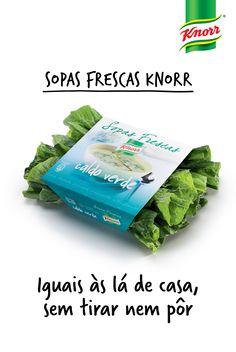 Knorr sopas frescas – Lintas
