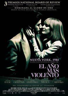 Narra una historia ambientada en Nueva York en 1981, estadísticamente el año más…