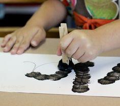 nursery rhyme activities for baa baa black sheep - name activity