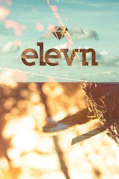 Branding 2014 - ELVN on Behance