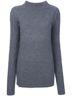 Rick Owens Ribbed Sweater - Al Duca D'aosta - Farfetch.com