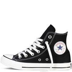 Converse - CT All Star Classic Hi Canvas Sneaker - Black