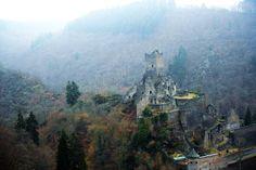 Mandersheid Castle -Germany