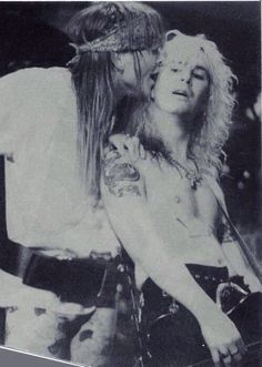 Axl....Duff....