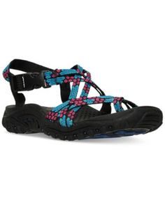 Skechers Women's Reggae Loopy Sport Sandals from Finish Line   macys.com