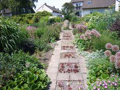 Anja Maubach's Garden in Wuppertal