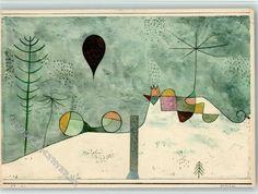 Paul Klee - Winter