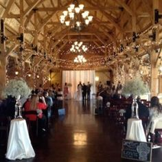 Canopy Creek Farm In Ohio This Is The Type Of Venue I M