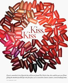 lip color - love this still life image!