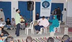 """فرقة """"كواليس 2 طانطان"""" تُشارك في مهرجان…: شاركت فرقة """"كواليس 2 طانطان"""" للمسرح المنتمي للجمعية المغربية لرعاية الطفولة و الشباب طانطان في…"""