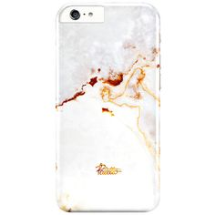 Alabaster / iPhone Marble Case (46 CAD) ❤ liked on Polyvore featuring accessories and tech accessories