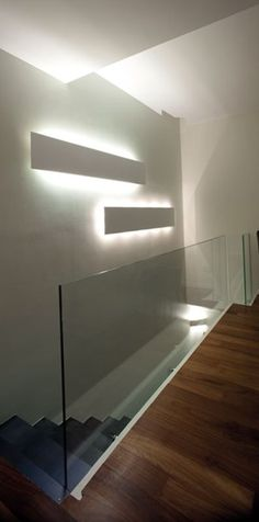 """The Inpiano ceiling or wall fixture by Marco Ferreri is an illuminated rectangular metal panel finished in white (31.5""""x11.8""""). The fluorescent lamps are hidden behind the front metal diffuser by a Plexiglas cover."""
