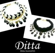 Necklaces by Ditta.