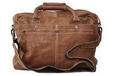 Cowboysbag BAG WASHINGTON von Cowboysbelt Umhängetasche Leder Natural Marken Cowboysbelt