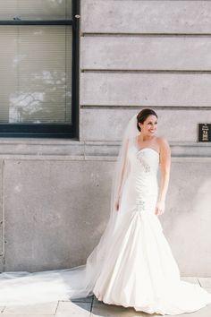 Bride in Pnina Tornai