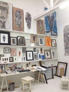 Mart Visser atelier Amsterdam