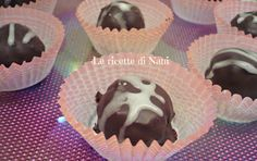 Gennaio { Voglia di...#cioccolato }  bon bon con fichi e cioccolato