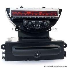 Ein BMW Mini Cooper MK2 Boost CD Radio MP3 im Shop!
