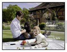News Photo : Prince Pavlos of Greece with Prince...