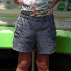 Oliver + S Puppet Show Shorts by beach_mom, via Flickr