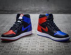 Air Jordan 1 Top3 #sneakernews #Sneakers #StreetStyle #Kicks
