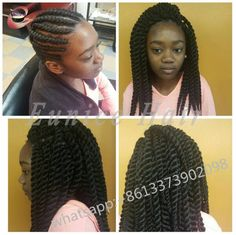 Magnificent Cornrows In The Front With Crochet Braids In The Back Braids By Hairstyles For Women Draintrainus