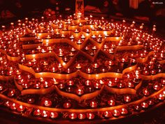 Divali celebration- Hinduism. Where I'm from, Hinduism is a major religion and East Indian culture is an integral influence.
