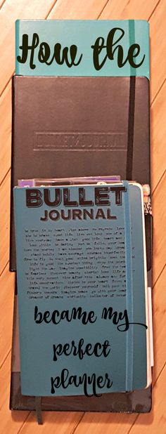 How the Bullet Journal became my perfect planner.