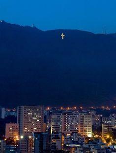 Cruz del Avila, Caracas. Venezuela.