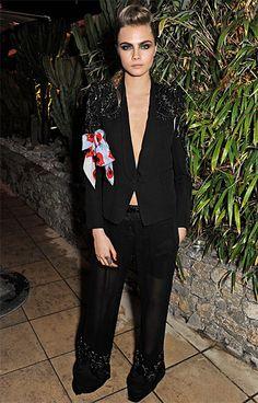 Cannes - Cara Delevingne