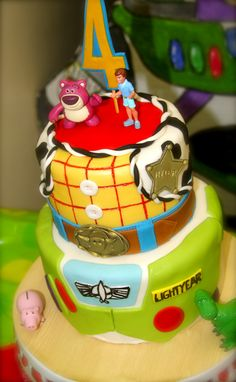 #toystorybirthday #Ryders4 #birthday partys Made this for my lil guys 4th birthday!