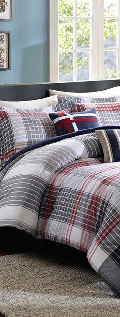 Caleb Comforter Set #kids #rooms