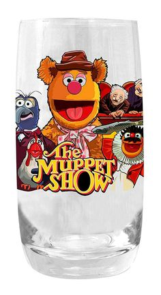 ace toy ko the muppets: fozzie glass [tumbler, cup, mug] by diamond select - item is new and unopened in original packaging. Best 80s Cartoons, Fraggle Rock, The Muppet Show, Muppet Babies, Buy Toys, 80s Kids, Best Tv Shows, Childhood Memories, Original Artwork