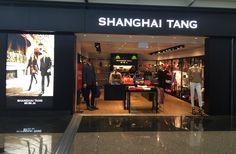 Shanghai tang in airport