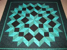 Carpenter Star Quilt Pattern
