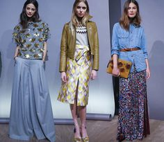 J.Crew Fall/Winter 2015-2016 Collection – New York Fashion Week