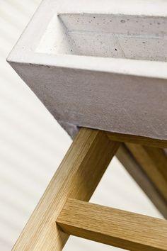 concrete table - Pesquisa Google